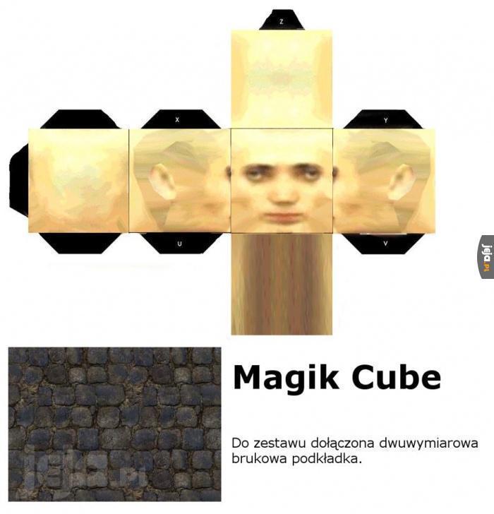 Magik Cube