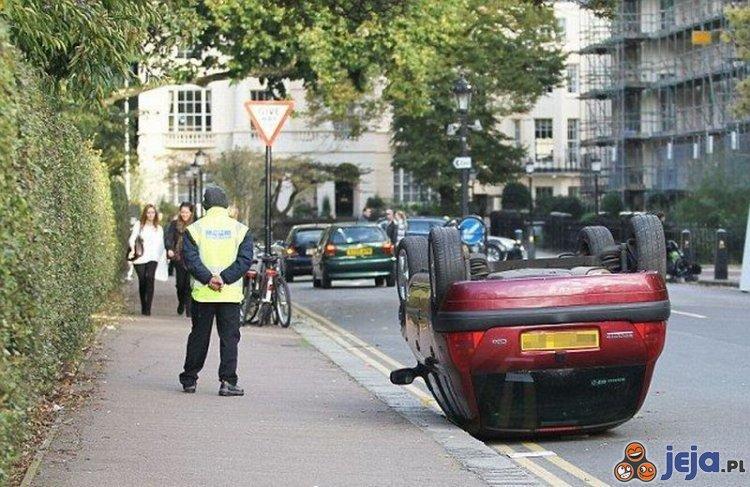 Kara za parkowanie na zakazie
