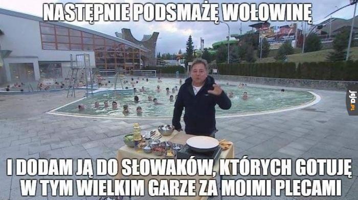 Makłowicz na Słowacji