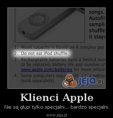 Klienci Apple