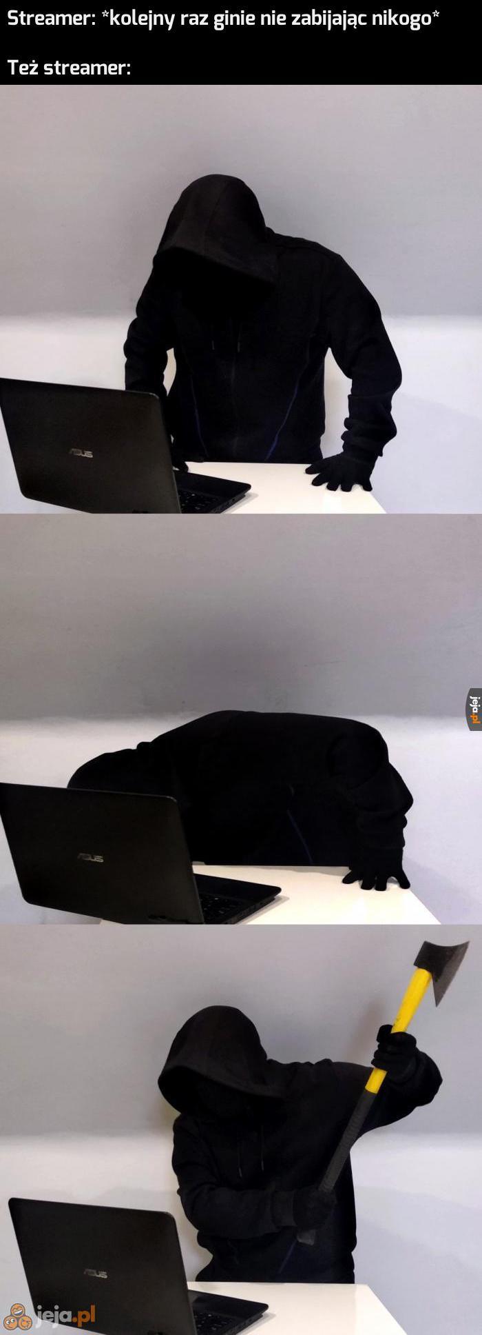 Biedne klawiatury i ekrany...