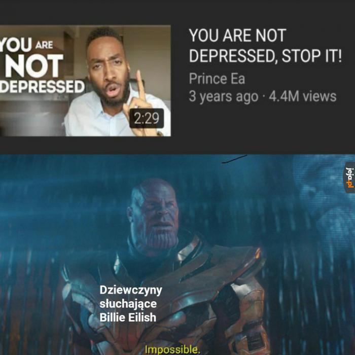 One wiedzą, co to depresja