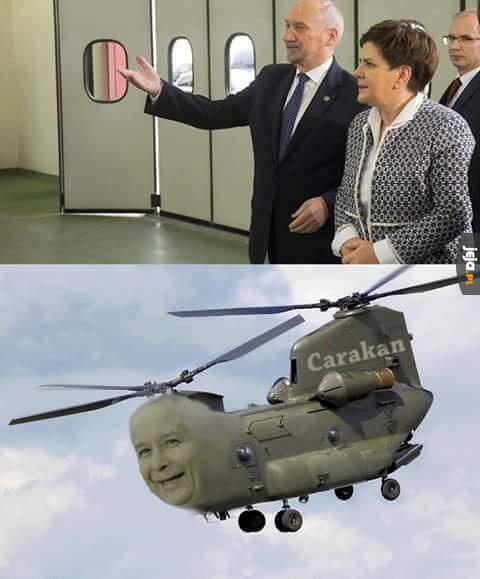 Polski helikopter