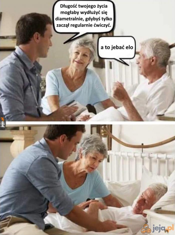 Ja na starość