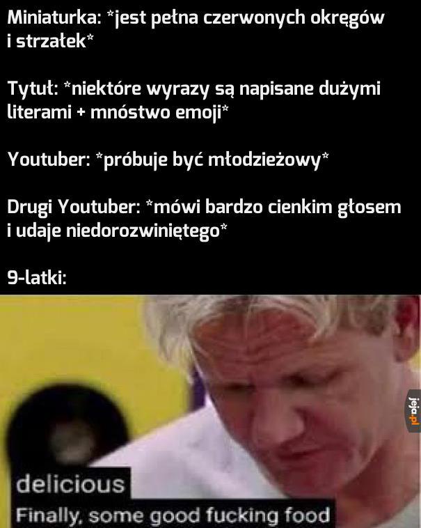 Polscy rakowi youtuberzy w pigułce