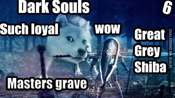 Tak bardzo Dark Souls wow!
