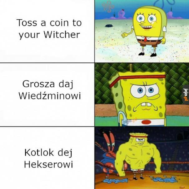 A Ty którą wersję wolisz?