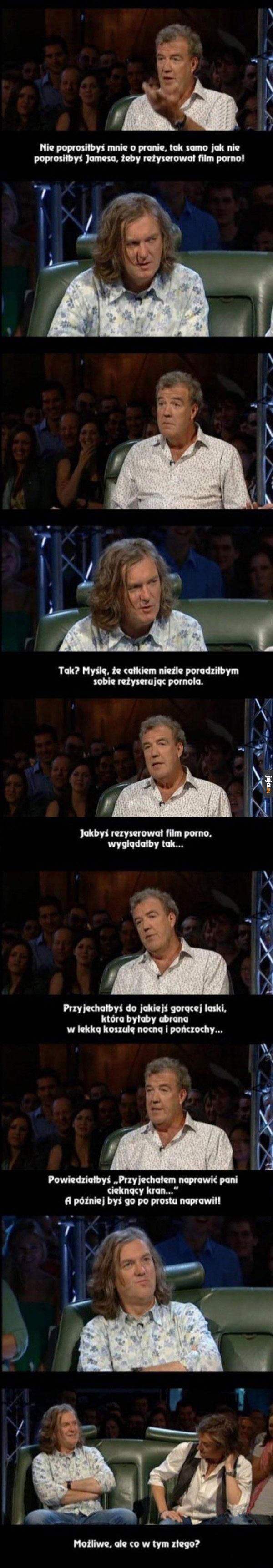 James May kręci ślizgacza