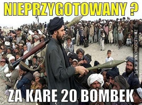 Karne 20 bombek