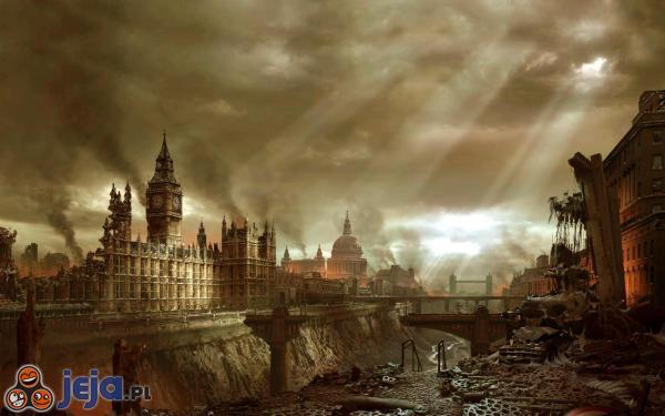 Postapokaliptyczny Londyn