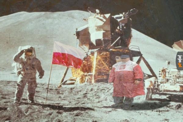 Prezes na Księżycu