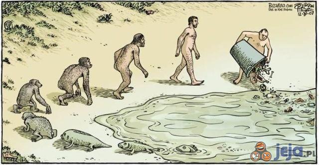Ewolucja raz jeszcze