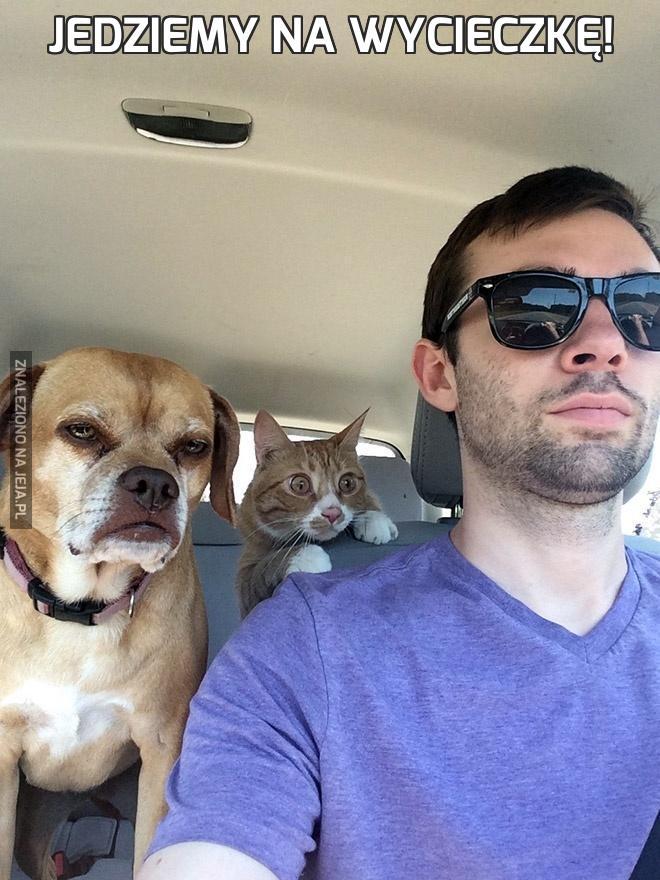 Jedziemy na wycieczkę!
