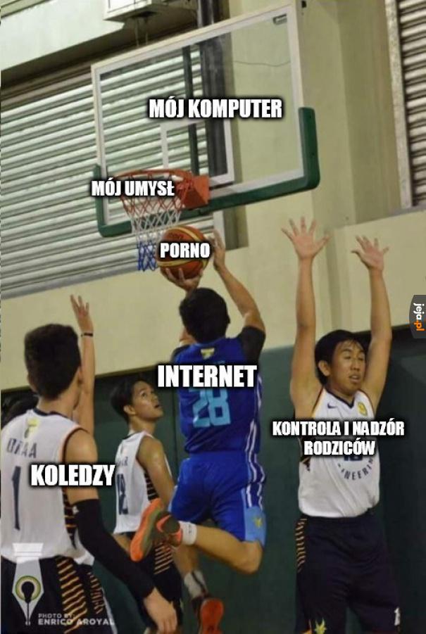 Reakcja internet explorera