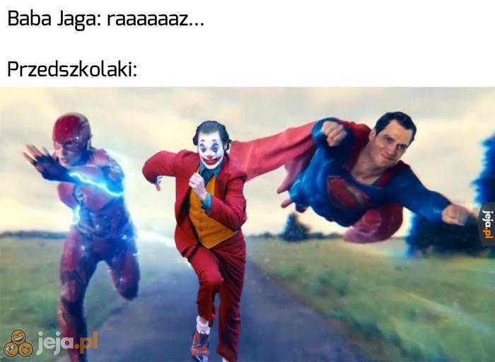 1, 2,3 Baba Jaga patrzy