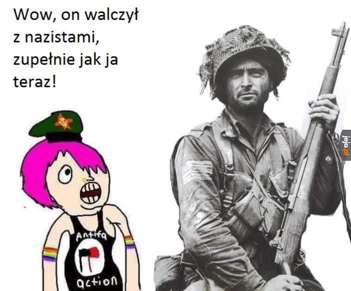 Dzisiaj poglądy tych żołnierzy uznałaby za nazistowskie