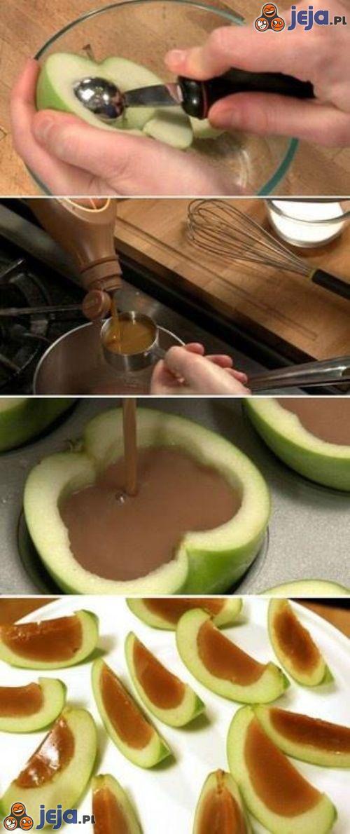 Pomysł na słodki deser