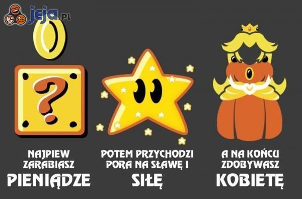 Filozofia życia według Mario