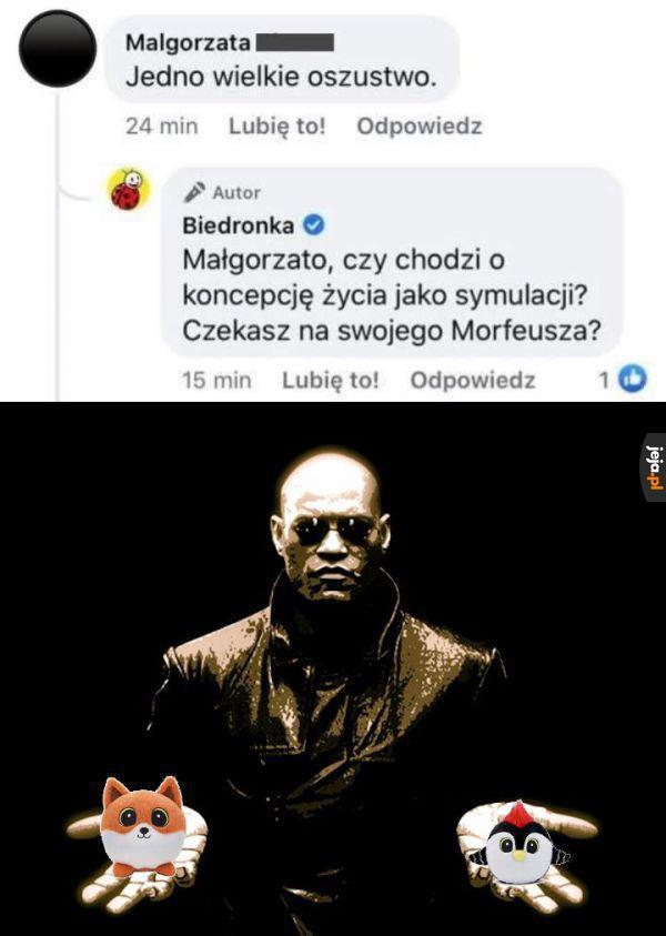 Koleś od social mediów w Biedronce zasługuje na awans