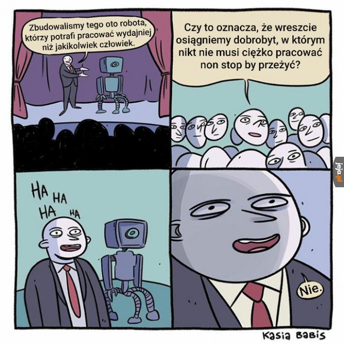 Utopia pozostanie utopią