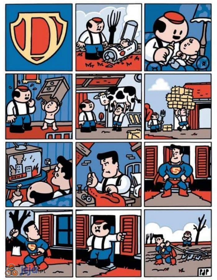 Historia Supermana
