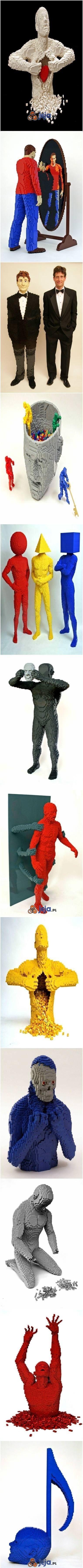 Dzieła z LEGO