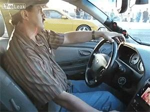 Kierowca taksówki vs Porsche