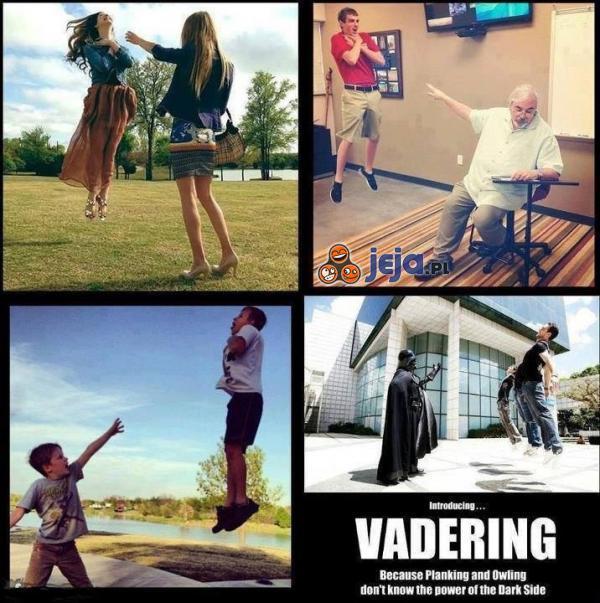 Vadering - nowy sposób na sweet fotki