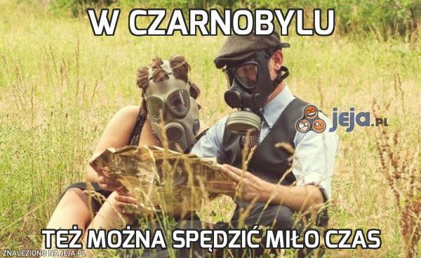 W Czarnobylu