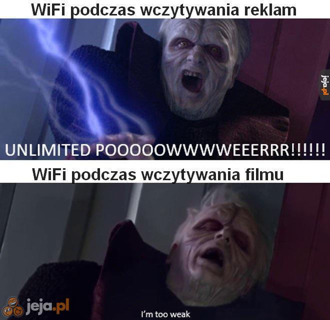 Kapryśne WiFi