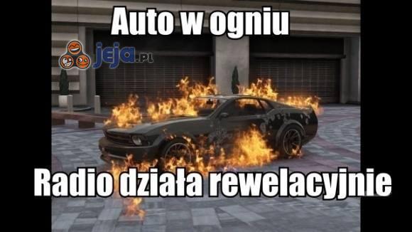 Coś takiego tylko w GTA!