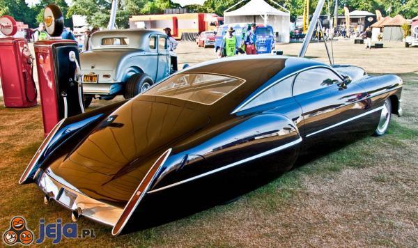 Cadillac Sedanette po tuningu