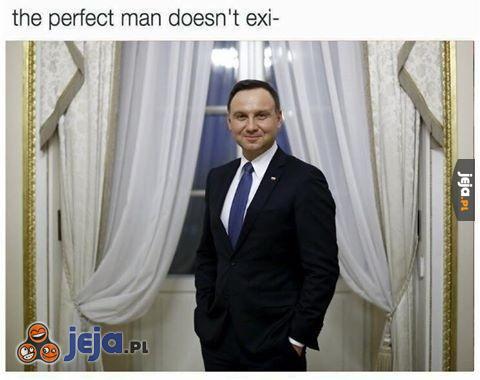 Idealny mężczyzna nie istn...