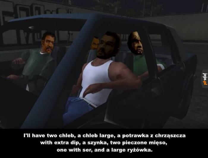 Gothic: San Andreas