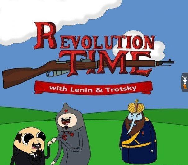 Pora na rewolucję