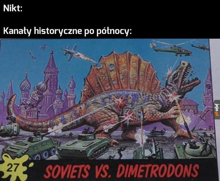 Program bardzo historyczny