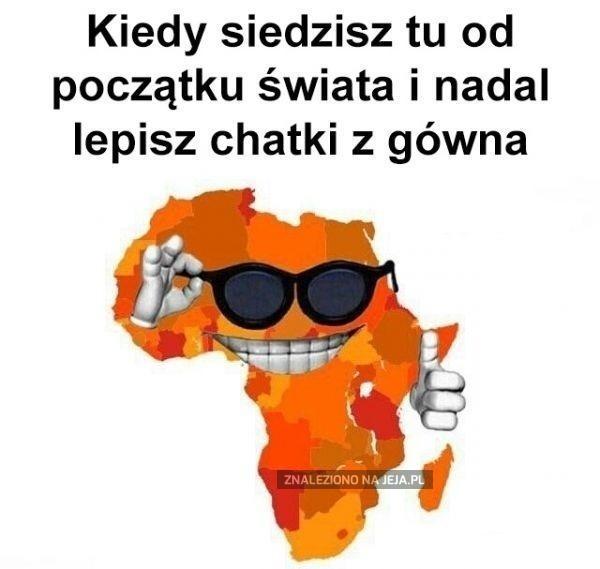 Afryka tak ma