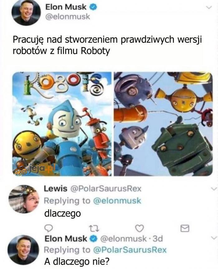 Za Elonem nie nadążysz