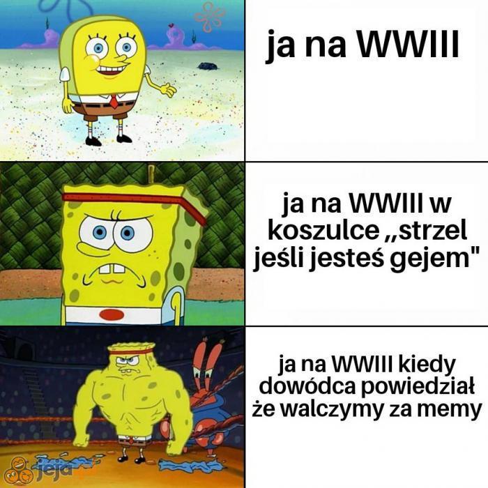 Walczymy za wolność naszą i naszych memów!
