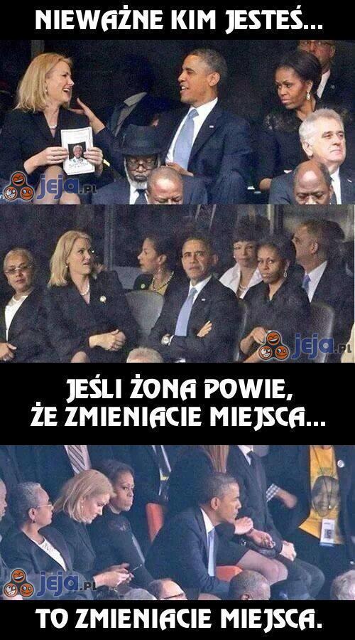 Nawet Obama nie ma łatwo...