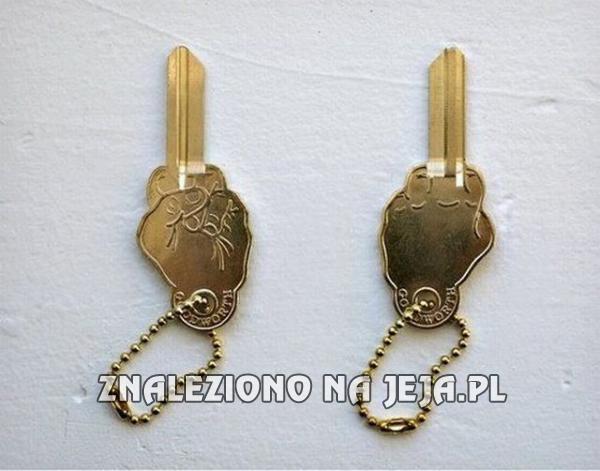 Klucz, który ma wszystko gdzieś