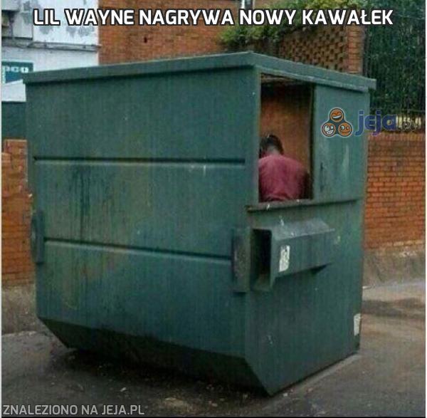 Lil Wayne nagrywa nowy kawałek