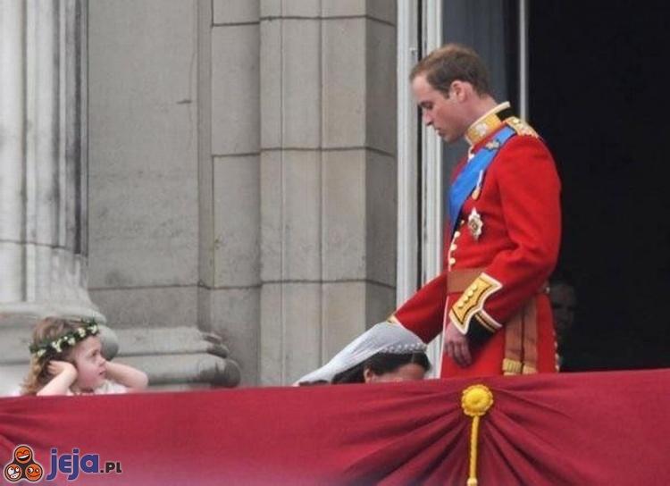 Tajne zdjęcie ze ślubu pary książęcej