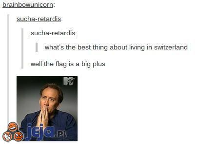 Życie w Szwajcarii