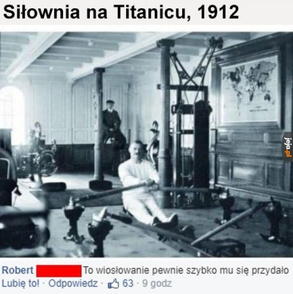 Siłownia na Titanicu