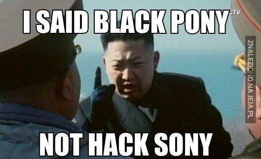 Gdyby Kim mówił wyraźniej...
