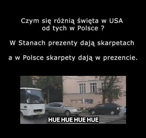 Czym się różnią święta w USA od tych w Polsce?