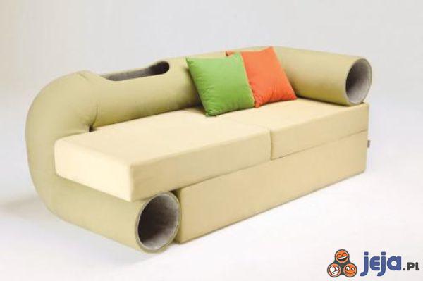 Wymarzona kanapa dla Twojego kota