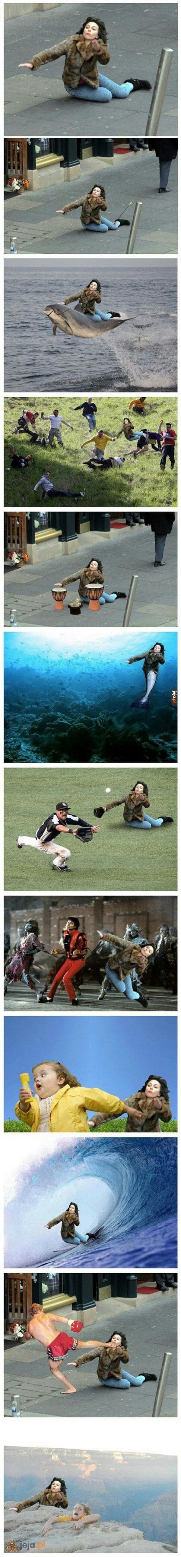 Scarlet Johansson vs Photoshop