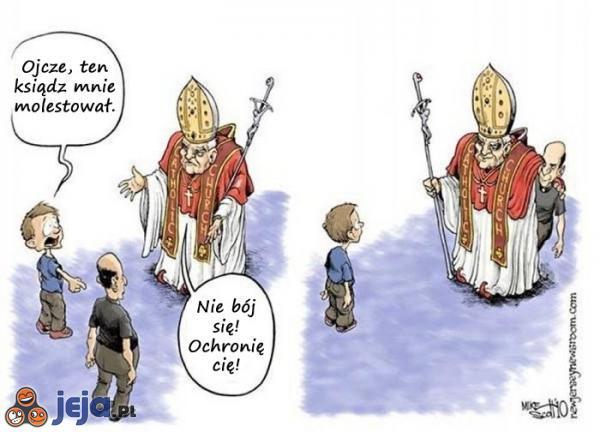 Pedofilia w kościele katolickim